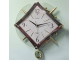 Часы настенные для кухни La Mer GE 027 B/G