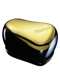Расческа TANGLE TEEZER Compact Styler Gold Fever ЗОЛОТАЯ