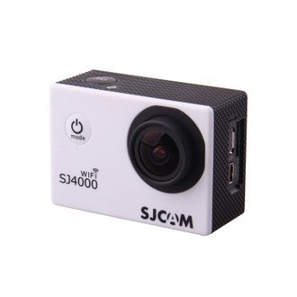 Экшн-камера SJCAM SJ4000 Sports HD DV WiFi белая
