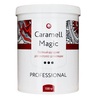 Плотный шугаринг Caramell Magic, 1500 гр
