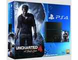 Playstation 4 + Uncharted 4