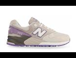Кроссовки New Balance 999 серо-фиолетовые