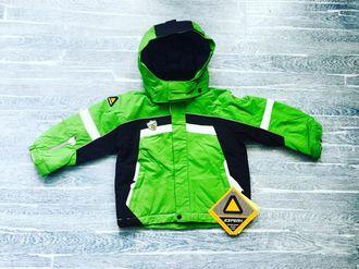 Зимняя мембранная куртка Icepeak цвет green
