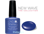 CND Blue Eyeshadow - NEW WAVE Collection 2017