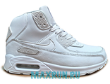 Кроссовки Nike Air Max 90 с мехом