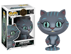 Funko Pop! Disney: Alice Through The Looking Glass - Chessur