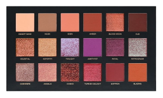 Палетка теней Huda Beauty Desert Dusk