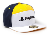 Бейсболка Difuzed: Playstation 7 Panels Snapback Cap