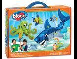 Bloco Wildlife: Marine Creatures Конструктор Блоко Живая Природа: «Морские животные»