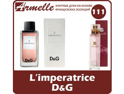 Dolce Gabbana Anthology - 3 L`Imperatrice - 111