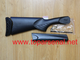 Baikal MP-27/Izh-27, Spartan-310 Carbon colour plastic set: forend, buttstock, pad, mounting screw