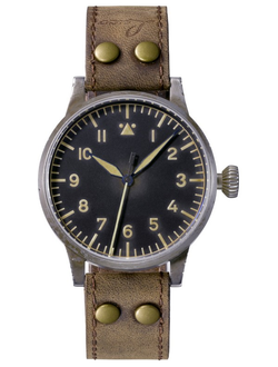 Часы мужские Laco MUNSTER ERBSTUCK 42 MM AUTOMATIC 861931