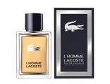 EDT Lacoste L'Homme 100ml. For men 2017 год.