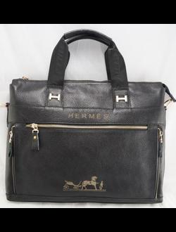 Кожаный мужской портфель Gucci