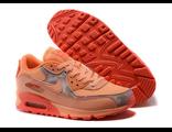 Кроссовки Nike Air Max 90 оранжевые