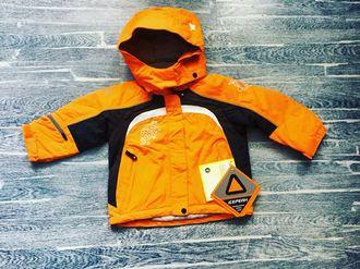 Зимняя мембранная куртка Icepeak (Seven Summit) цвет Orange