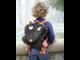 Детский рюкзак мягкая игрушка Ebulobo хитрый волчонок
