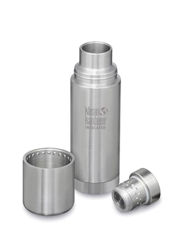 Термос Klean Kanteen Insulated TKPro 16oz (500мл) Brushed Stainless
