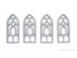 Elven windows v.3 (unpainted)