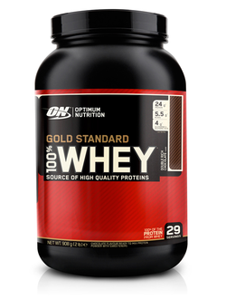 100% Whey Gold Standard (908 гр)