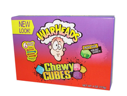 "Мармелад ""Warhead"" Sour Chewy Cubes Theater Box"