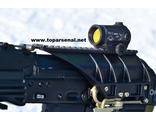 Russian NPZ Shvabe red dot sights
