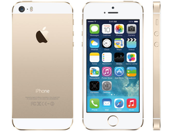 Купить iPhone 5S 32Gb Gold LTE в СПб