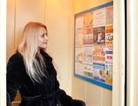 Реклама в лифтах ЭЛИТНЫХ ЖК в Кемерово