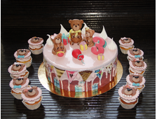 "Candy bar ""Медвежата"", 4,0 кг"