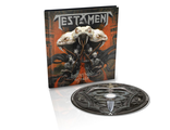 TESTAMENT Brotherhood of the snake DIGIBOOK