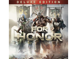 For Honor Deluxe Edition (цифр версия PS4) RUS
