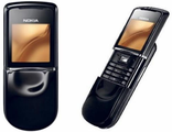 Nokia 8800 Sirocco Еdition Black
