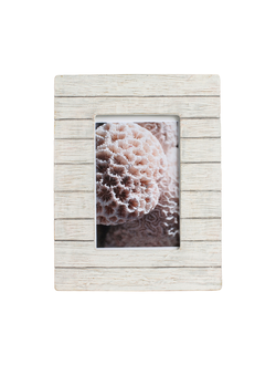 Фоторамка PHOTO FRAME MAINEL GREY 23X18CM POLYRESIN арт. 30858