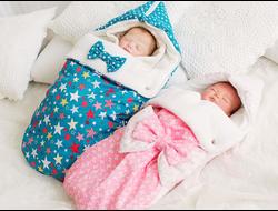 Конверты, Пеленки, Одеяла, Подушки, Матрасы, Комплекты на выписку для малышей