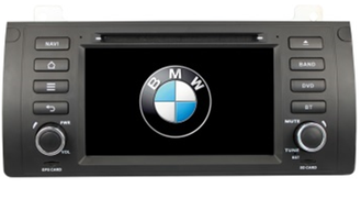 Штатная магнитола FlaxBox series KA-10103 BMW X5 E53 (Android 7.1.1) (под заказ)