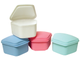 Бокс пластиковый для хранения протезов Denture Storage Boxes, Plastic Box, Promisee Dental.