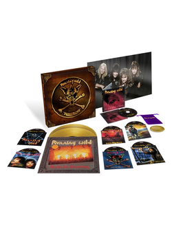 Running Wild - Pieces of Eight Deluxe Box Set