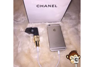 Power Bank Chanel Lipstick 3000 mAh-4