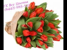 Букет 45 цветов Тюльпаны