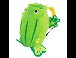 Детский рюкзак из водонепроницаемой ткани для бассейна и пляжа Trunki PaddlePak Лягушка