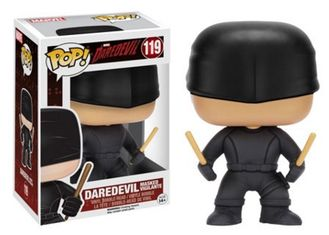 Funko Pop! Daredevil TV Vinyl Figures Masked Vigilante