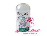 Focal Natural Deodorant Cristal / Дезодорант-кристалл без запаха (60 гр)
