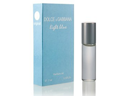 "Масляные духи, Dolce&Gabbana ""Light Blue"", 7 ml"
