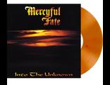 MERCYFUL FATE Into the unknown LP ORANGE/RED
