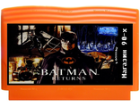 """Batman Returns"" Игра для Денди (Dendy Game)"