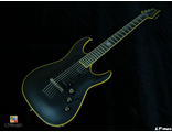 Schecter ATX C-1 Blackjack Satin Black