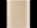 Портативное зарядное Xiaomi 10400 Gold