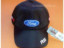 Бейсболка с логотипом Ford (зима)