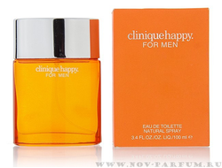 "Clinique ""Happy"" for men (без слюды) 100ml"