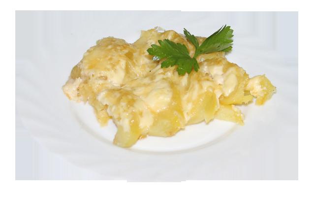 Картошка с майонезом и с сыром в духовке рецепт пошагово